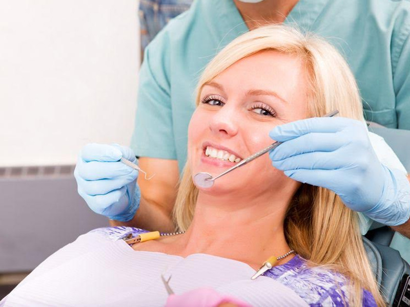 Keeping Your Smile in Tip-Top Condition! Image